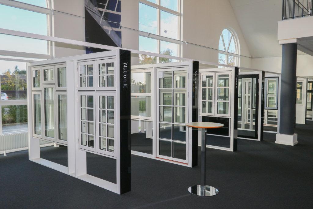 Showroom Idealcombi København