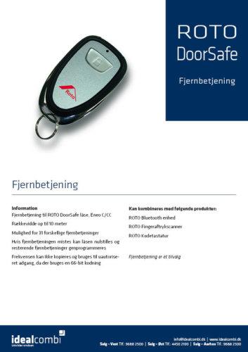 Elektroniske låse til døre
