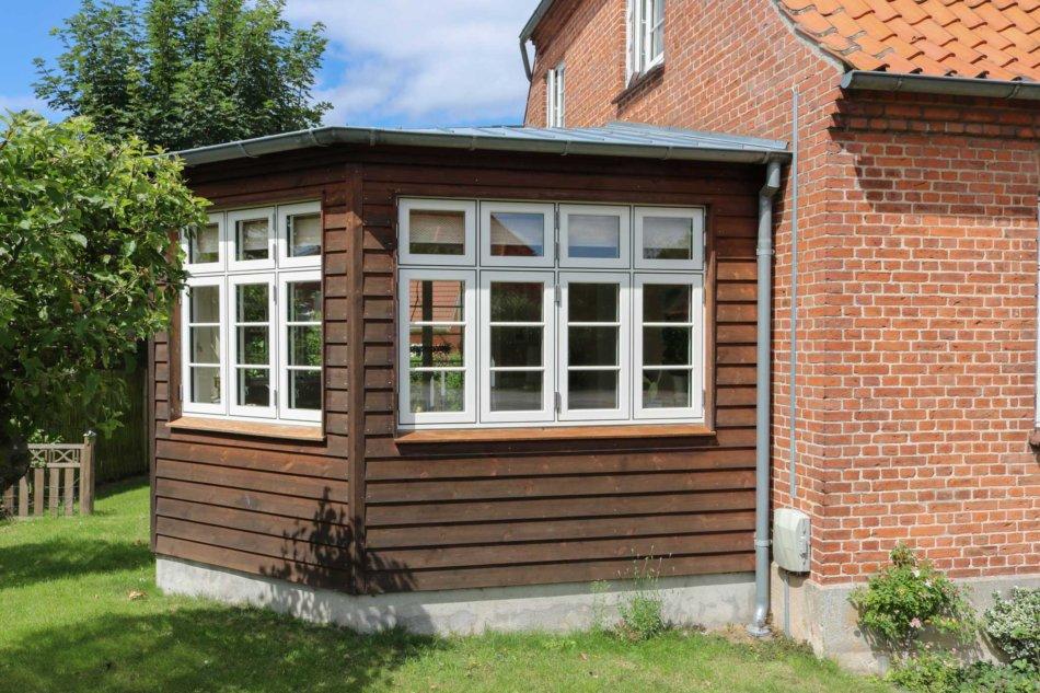 Idealcombi Nation IC vinduer med 23 mm stilsprosser.
