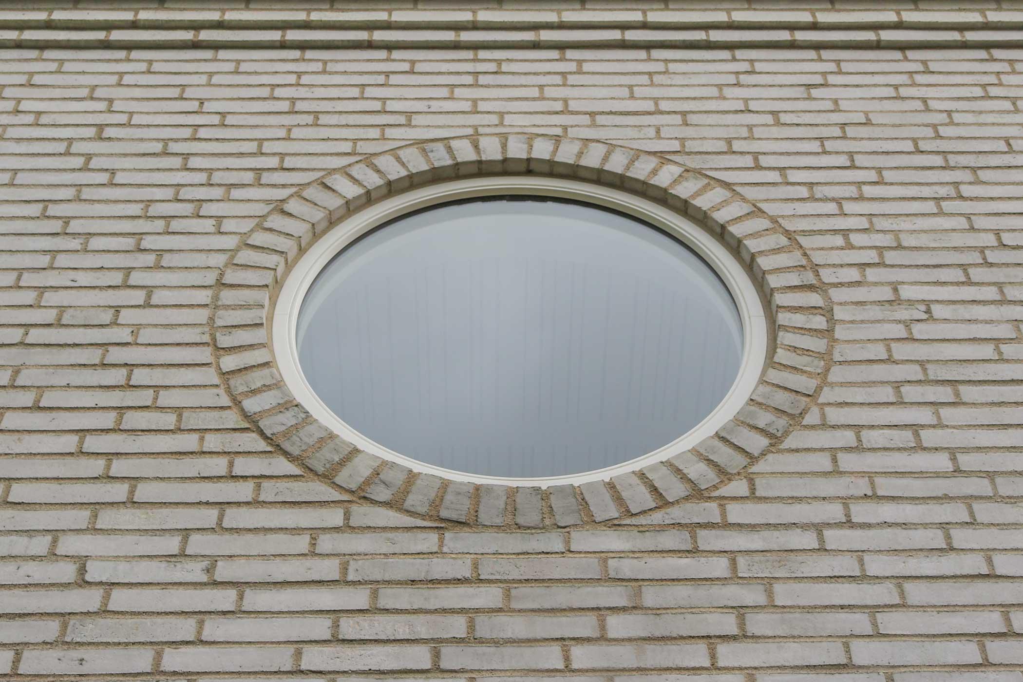Rundt vindue udefra