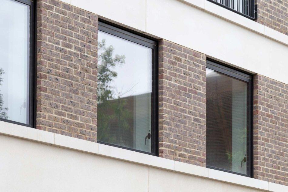 Futura+ vinduer i Chopham Manor, England