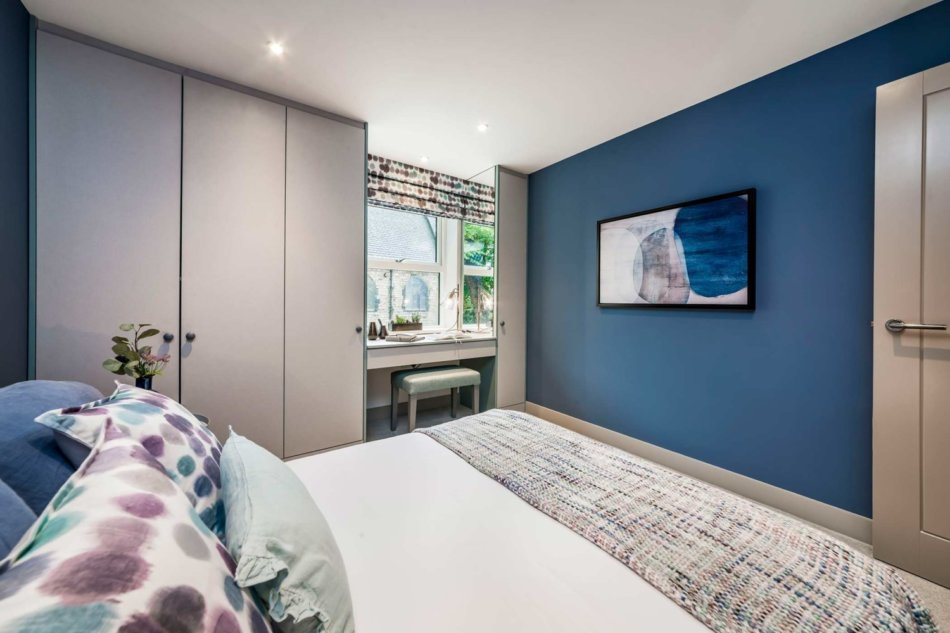 Soveværelse - St. Pauls Lock - Frame IC vindue