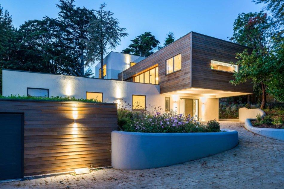 Moderne vinduer - Futura+ i Milton Lane