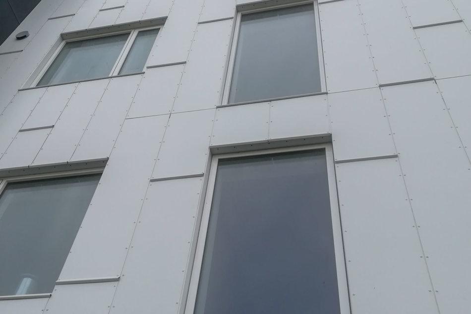 Árskógar - Idealcombi vinduer