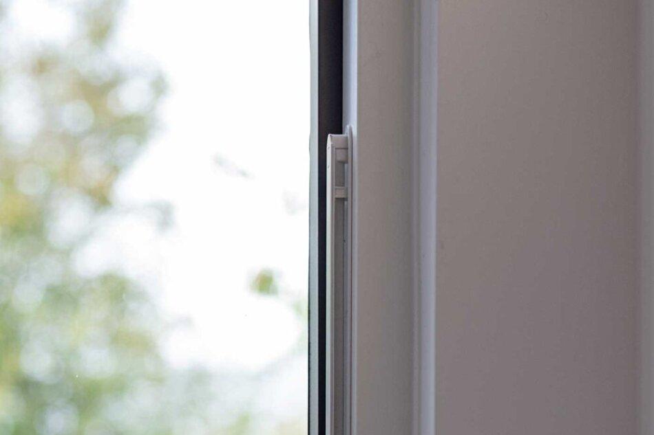 Idealcombi vindue med klikventil